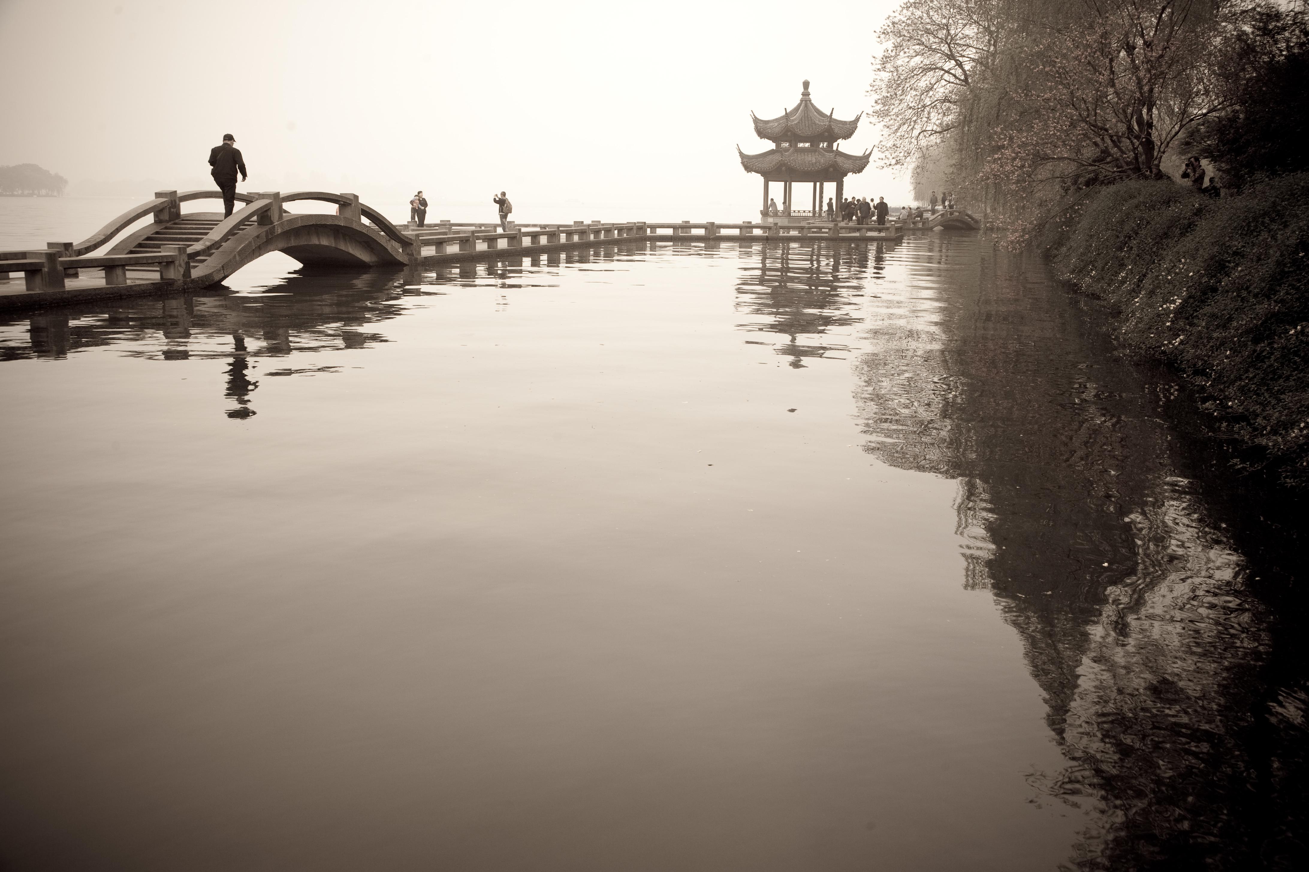 Long Bridge - Hangzhou, China