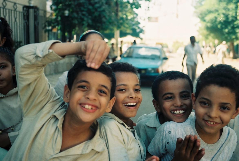 17 Egypt Boys