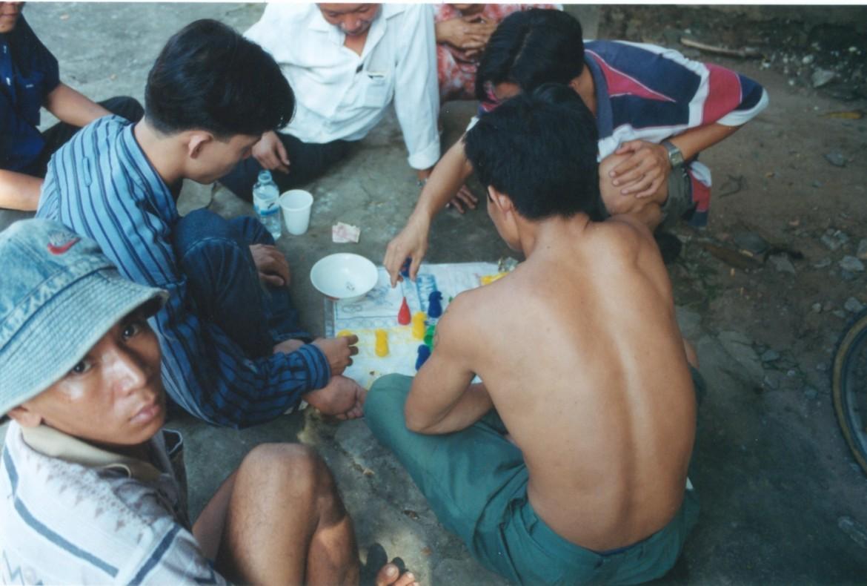 Vietnamese Games