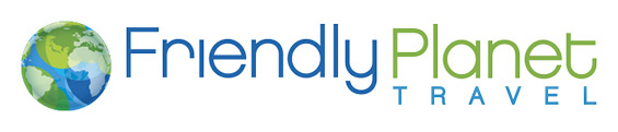 Friendly Planet Travel Logo