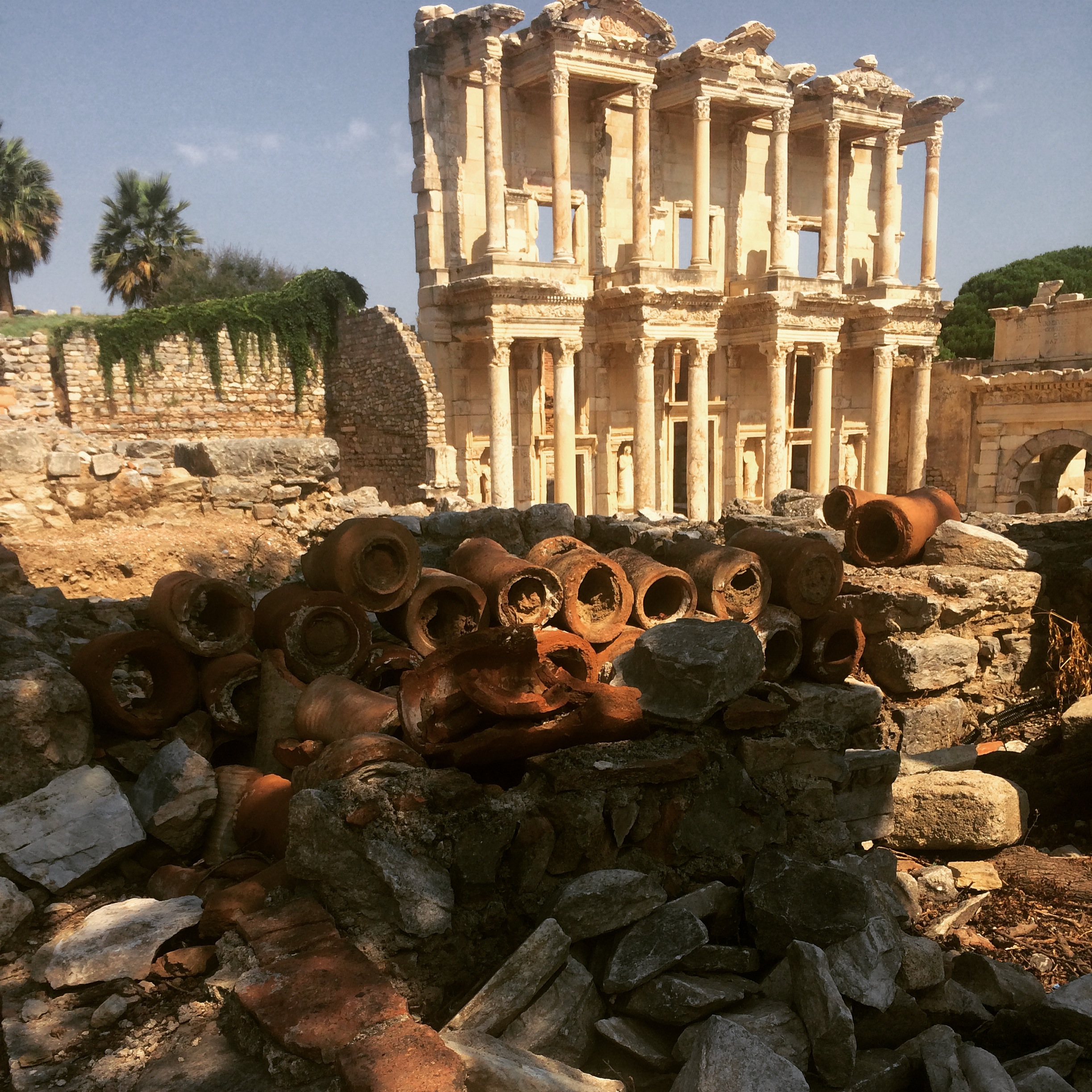 Ephesus - Turkey by Mia Taylor