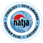 2016 NATJA Awards Finalist Seal