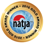 2016 NATJA Awards Gold Winner Seal