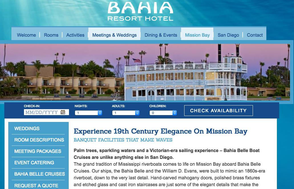 Bahia Belle